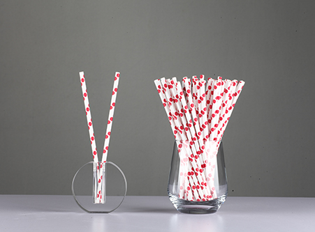 Dot Straws Paper with Biodegradable Company