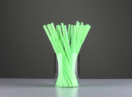 PLA Straws Green Disposable Manufacturer China