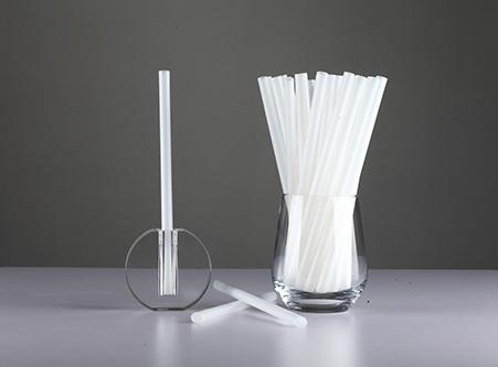 Customized Straws Eco-friendly PLA Straight Straws for Sale