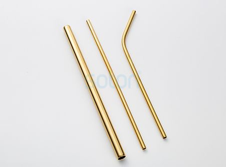 Reusable Eco Friendly Stainless Steel Straws in China