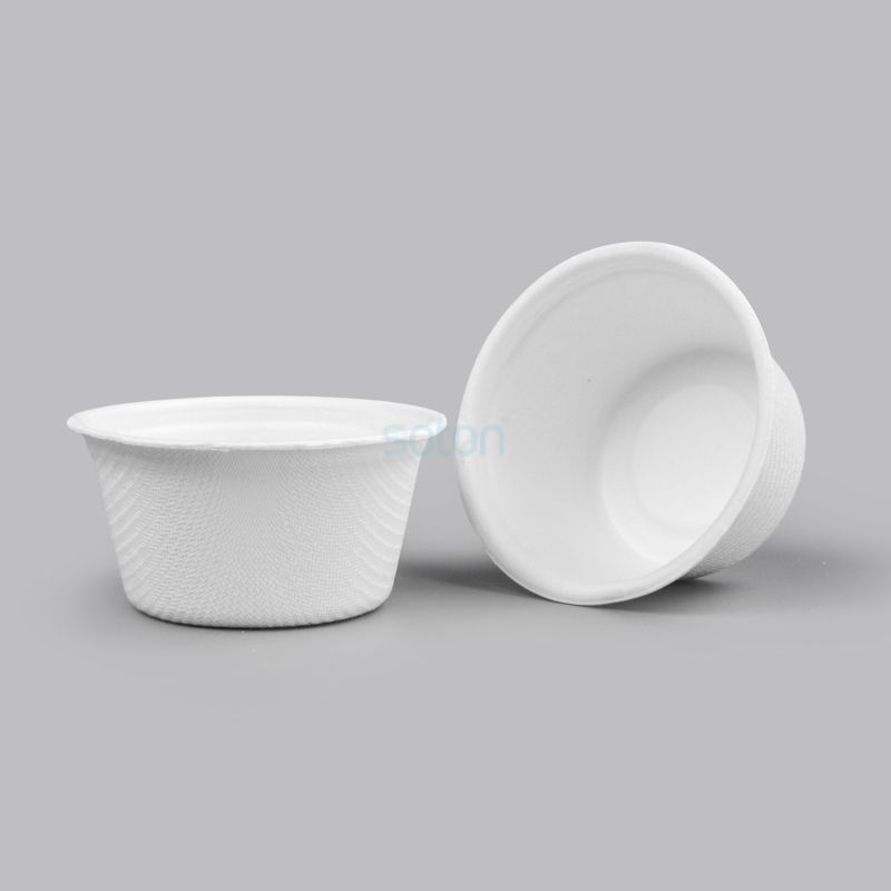 High Quality Bagasse PLA Sugarcane Cup