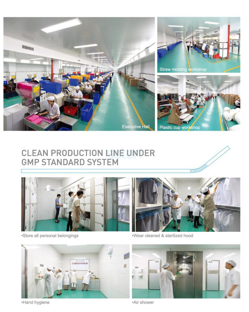 Wholesale Beautiful Bent Paper Straws Manufacture
